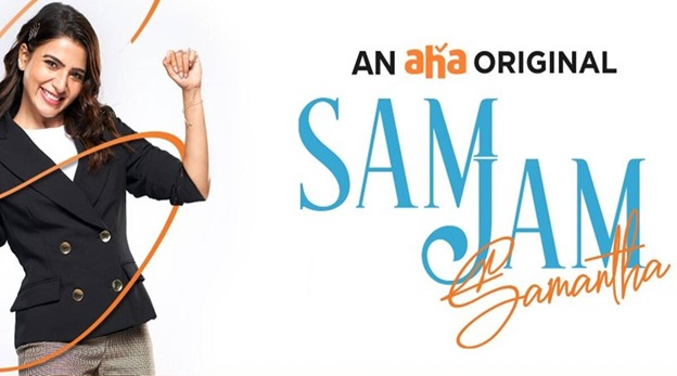 Samantha Talk Show-Sam Jam (2021)