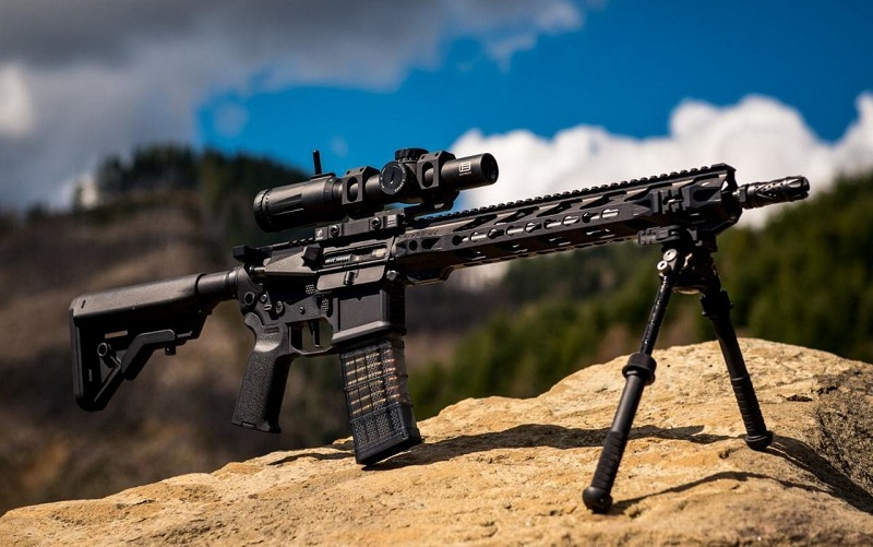 The best automatic multi-purpose AR-10 rifle kits