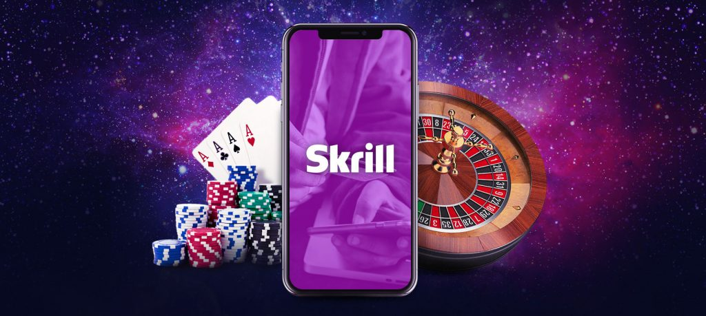 Benefit of using Skrill to play slots online